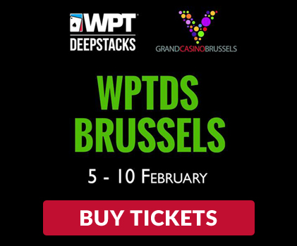 WPTDS Brussels - Buy Tickets