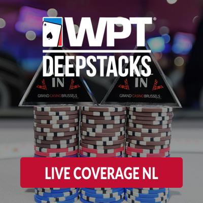 WPT DeepStacks Brussels - Live Coverage NL
